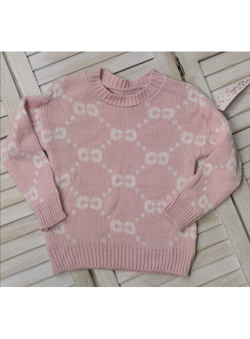 SWETER PUDROWY