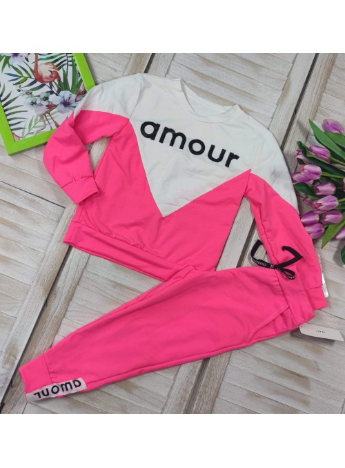 Komplet AMOUR neon