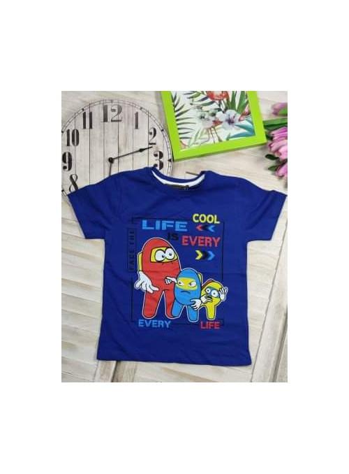 T-shirt AMONG chaber