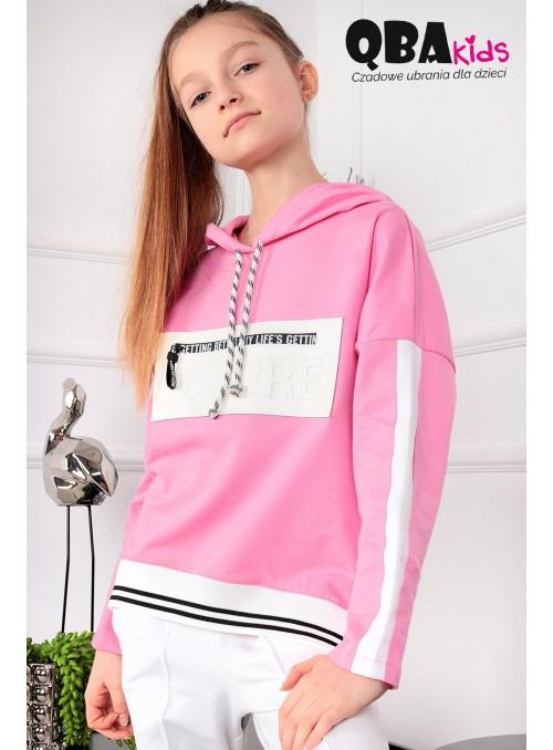 Bluza różowa