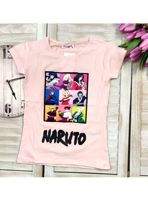 T-shirt WOJOWNICZKI NARUTO...